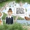 Cartoon: Brave New World