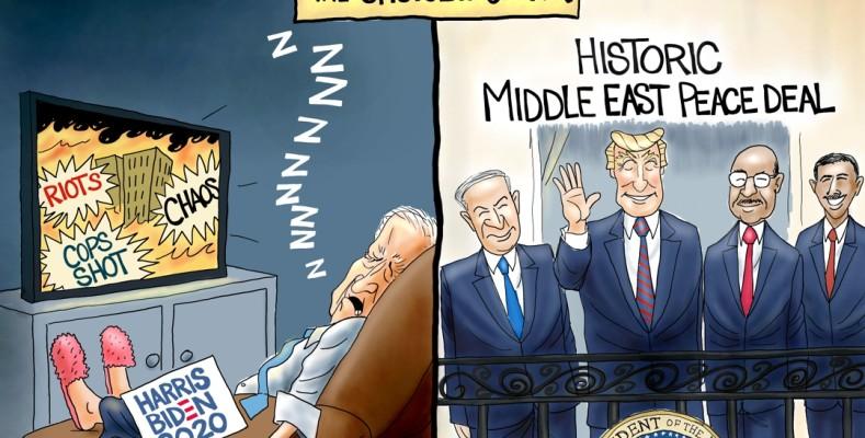 Cartoon: Presidential