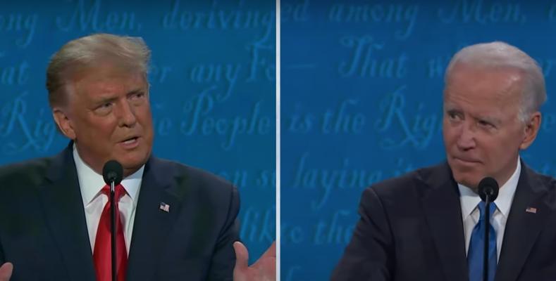 Trump 4 years of results vs. Biden 47 years of failure