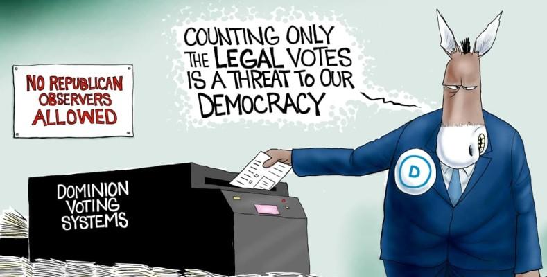 Cartoon: Trust But Don't Verify