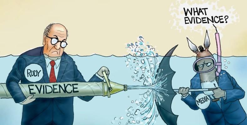 Cartoon: Widespread Censorship