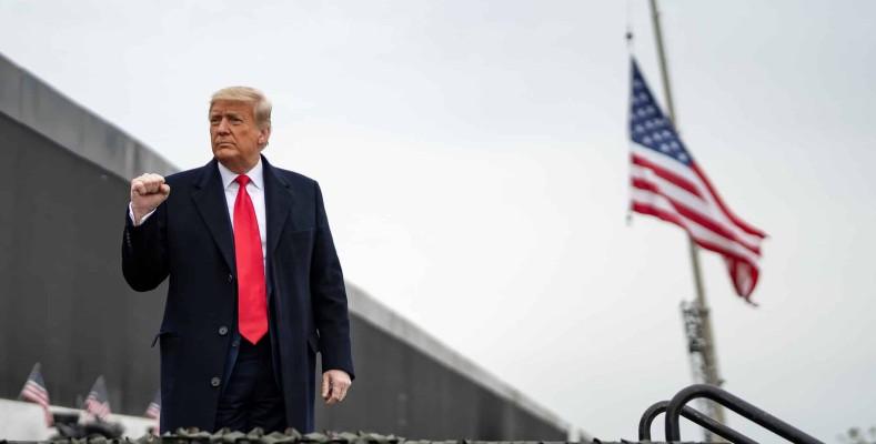 Trump Record of Success: Reestablishing American sovereignty