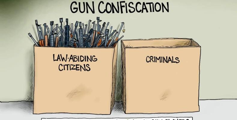 Cartoon: Feel Safer Now?