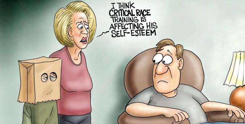 Cartoon: Kids at Risk