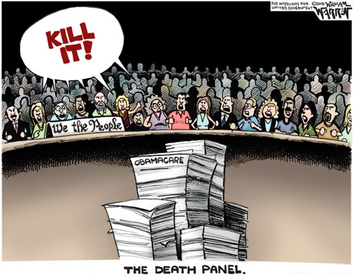 Cartoon - Death Panel - ALG (500)