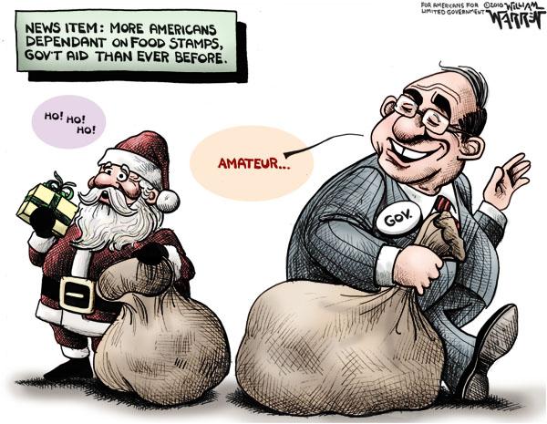 Santa Is An Amateur