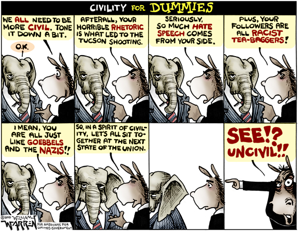 Civility for Dummies