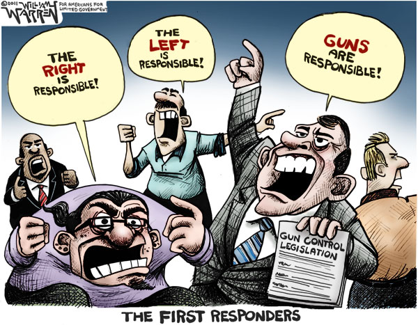 The First Responders