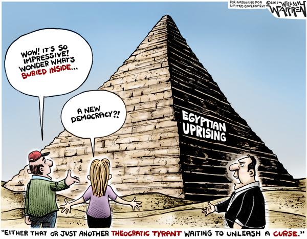 Buried Inside the Pyramid
