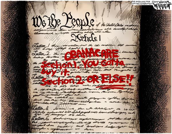 The ObamaCare Constitution