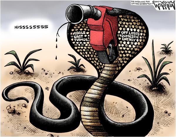 Poisonous Gas Prices
