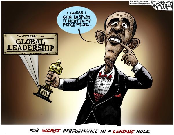 The Oscar for the Worst Performance