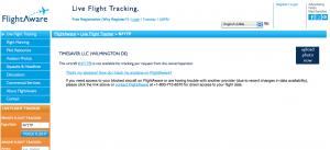 Claire McCaskill Plane Tracking