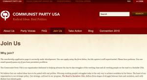 Tim Kaine Communist Party USA