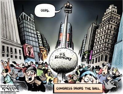 Congress Drops the Ball
