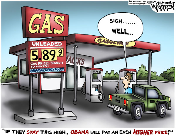 An Even Higher Gas Price