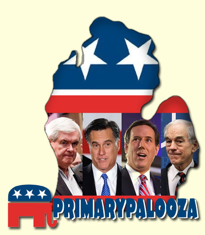 Michigan GOP Primary 2012
