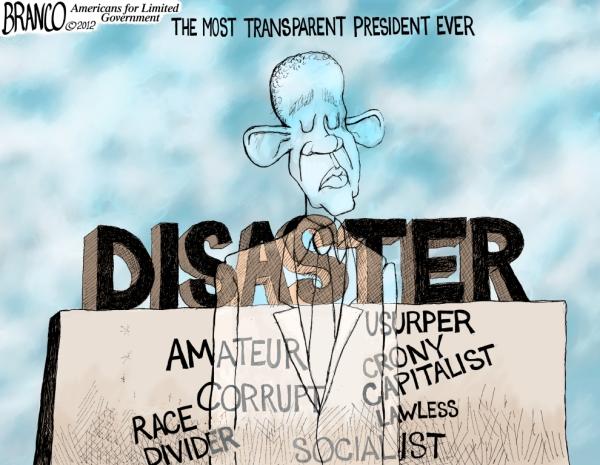 Obama's Transparency