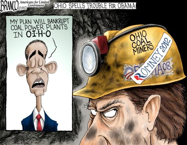 Ohio spells trouble for Obama