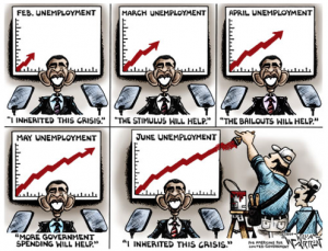 Government Spending Will Help