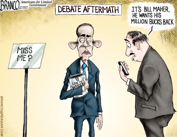 Debate Aftermath