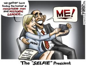 SelfiePresident