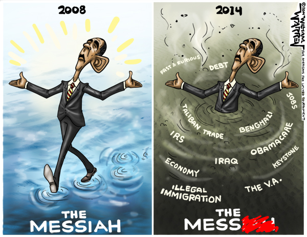 Messiah-Mess
