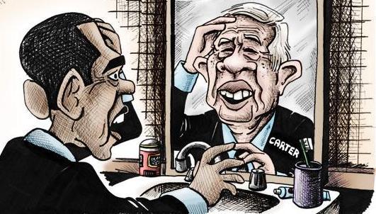 Obama-Carter