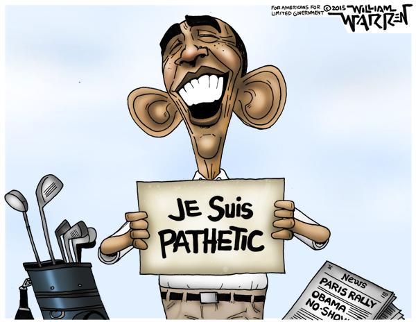 Cartoon - Je Suis Pathetic -600