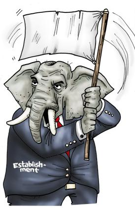 GOPsurrendercaucus