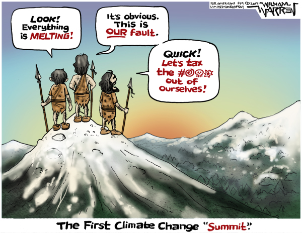 first climate change summit