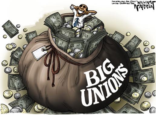big unions