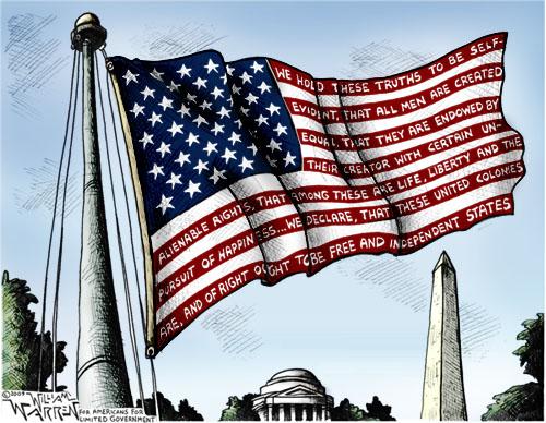 declaration flag