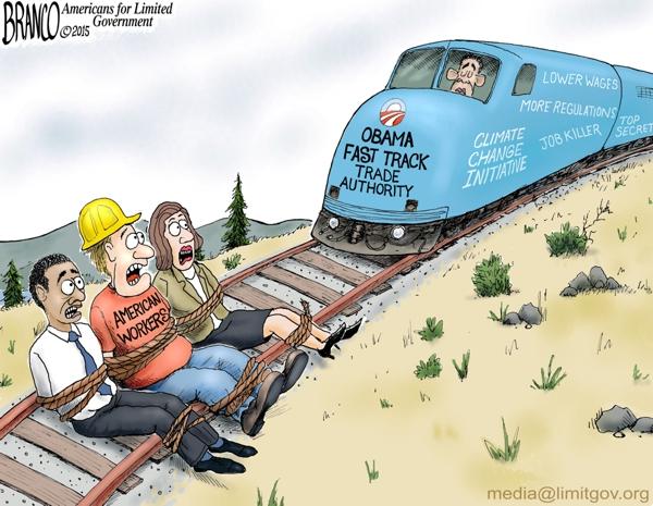 Obama Train NRD 600