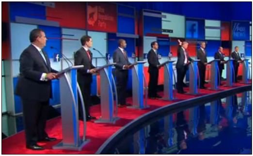 fox news debate 2