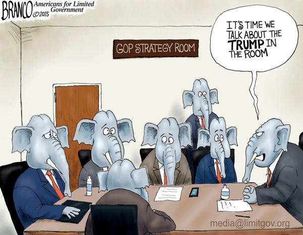 Room for Trump NRD 600