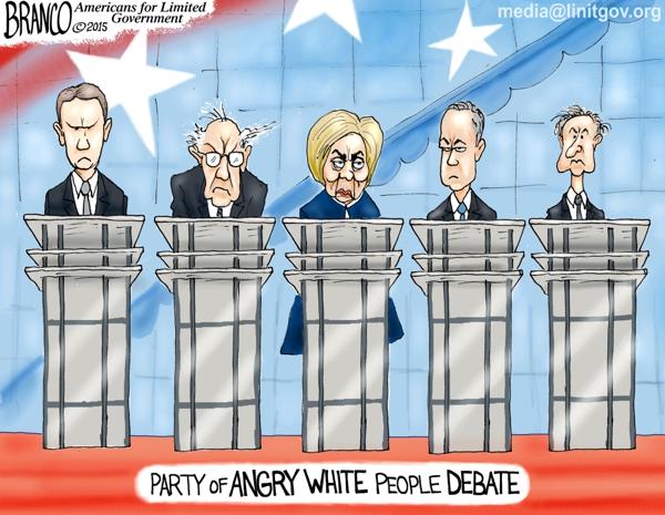 Dems Debate NRD 600