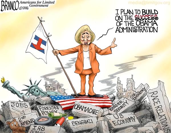 HillaryBuildonSuccessfulObamaAdministration