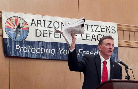 az citizens defense league