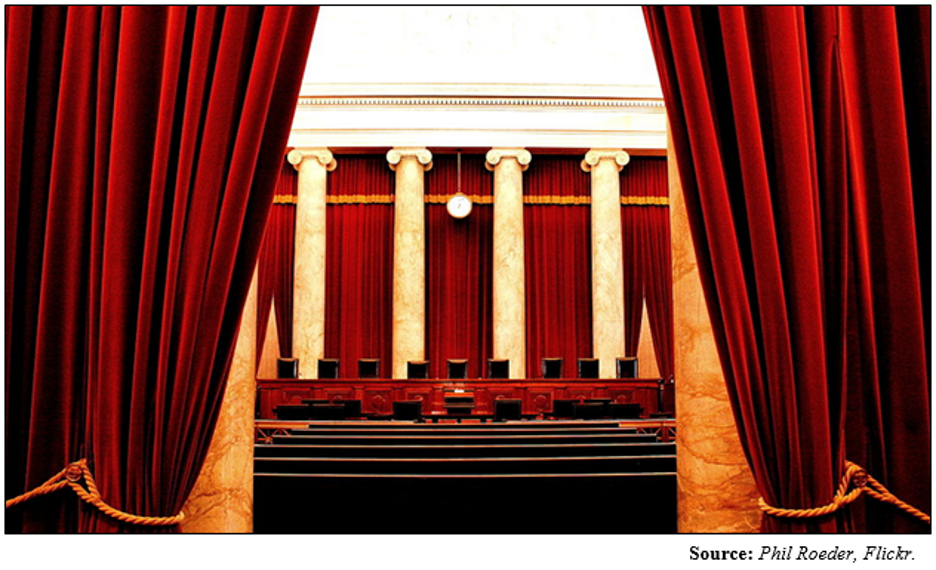 DAILY TORCH – The Keep Nine Amendment to the Constitution would stop Biden's court-packing scheme