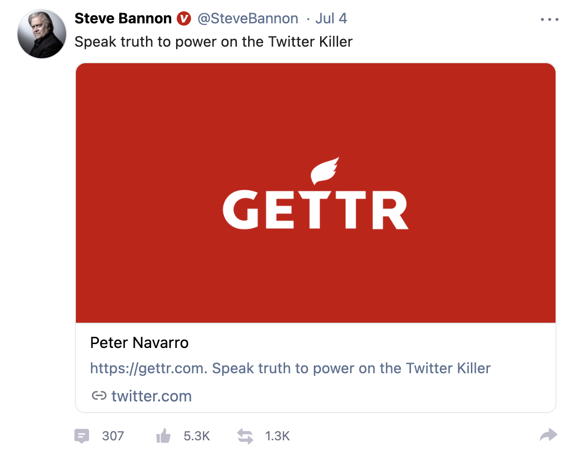 Find Out Why Some Are Calling Gettr The 'Twitter Killer' ⋆ Conservative Firing Line